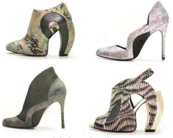 Le créateur de chaussures de luxe pour femme dans Fashion Mag
