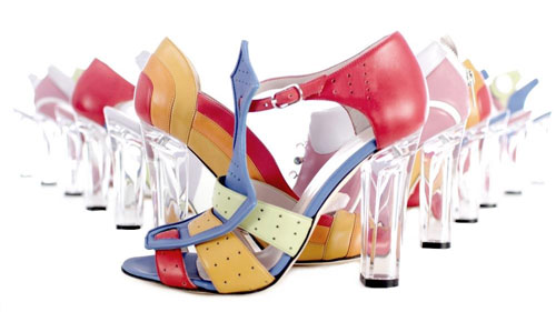 Collection 2014 chaussures de luxe femmes