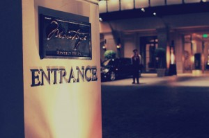 Vincent Bottesi à Beverly-Hills