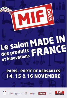 Une touche f minine au salon made in france article for Salon made in france